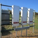 Fairmont Minerals Inverters Ped for Solar Array
